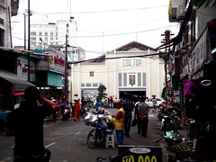 DSCF3566 (travelustful) Tags: city travel people urban monument nature architecture buildings landscape town scenery asia southeastasia culture vietnam backpacking baguette pho saigon hochiminh frenchcolony