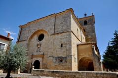 Astudillo (Palencia). Iglesia de Santa Eugenia (santi abella) Tags: españa palencia castillayleón astudillo
