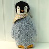 "Funky Penguin Softie • <a style=""font-size:0.8em;"" href=""http://www.flickr.com/photos/29905958@N04/20759681663/"" target=""_blank"">View on Flickr</a>"