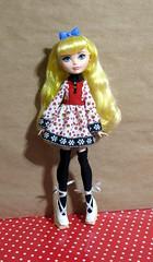 Blondie Lockes (wildathoney) Tags: anna high doll inspired after sui blondie custom ever lockes