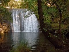 Fervenza de San Xusto (carlinhos75) Tags: naturaleza nature water ro river waterfall agua nikon natureza galicia reflejo catarata cascada auga fervenza p5000