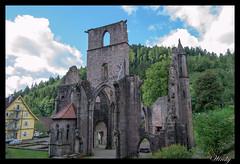 Ruinas Abadia de Todos los Santos (wircky) Tags: schwarzwald blackforest selvanegra oppenau