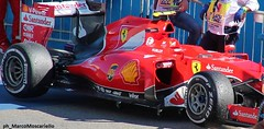 F1 Monza GP 2015 - Kimi Raikkonen tyres after the race (Marco Moscariello) Tags: finland f1 ferrari formula1 raikkonen monza 2015 kimiraikkonen italiangp