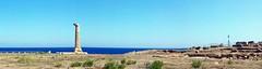 Panoramica della colonna di Capo Colonna (Revolweb) Tags: italy agosto capo 2009 calabria colonna crotone yourcountry