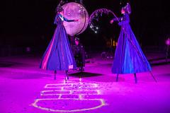 Les allumeurs d'toiles (Pierre ESTEFFE Photo d'Art) Tags: france lune robe lumire couleur chant toile spectacle marelle chasse exterieur pithiviers pyrotechnique loiret45