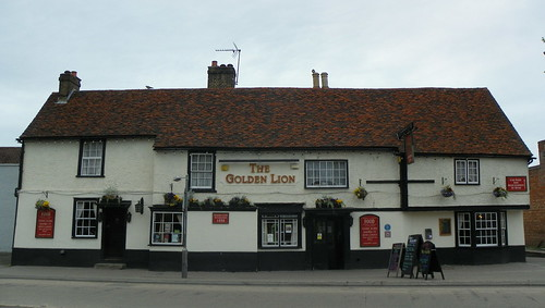 The Golden Lion, 23 High Street, Hoddesdon