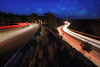 The Night Is Alive || GREAT WESTERN HIGHWAY || BLUE MOUNTAINS (rhyspope) Tags: road street new sky pope car wales night truck canon dark star highway traffic south sigma australia vehicle aussie 1020 rhys 500d rhyspope