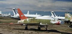 56-3880 N.American QF-100F Super Sabre c/n 243-156 (eLaReF) Tags: north f100 super sabre american sled derelict dm amarc supersabre amarg