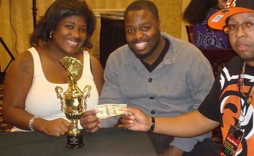 Spades Tournament Winners