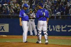 DSC_1819 (sanu_co) Tags: 黒羽根利規 横浜denaベイスターズ 三嶋一輝