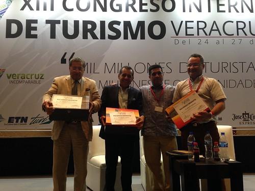 XIII congreso internacional de turismo 2015 Veracruz