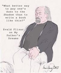 Slovenian writer Evald Flisar