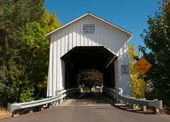 Parvin Bridge 12 (martinjones1946) Tags: bridge oregon landscape coveredbridge lanecounty parvin martinjones nikond5000