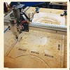 Finely-Tuned Shapeoko Running (Kiet Callies) Tags: cncrouter shapeoko makercave 2015calliesphotos
