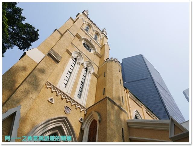 香港旅遊太平山夜景山頂纜車聖約翰座堂凌霄閣摩天台山頂廣場image016