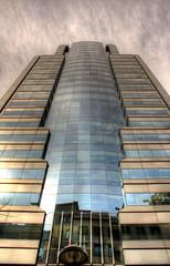 Edificio en calle Huerfanos. Santiago, Chile. (Alexis 867) Tags: chile santiago edificio hdr sudamerica santiagodechile stgo santiagocentro