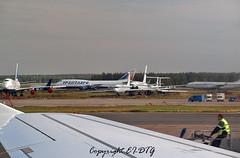 B-747, Il-86 and 96, Tu-154 at rest in the bone-yard (EI-DTG) Tags: moscow boeing boeing747 boneyard dme planespotting tu154 ilyushin il96 il62 il86 aircraftspotting transaero tupolev154 ilyushin62 17sep2015 domedodevo