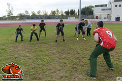 Campus Fútbol Americano 2015