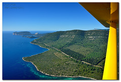Porto Conte (ITA) (NikFly65) Tags: sea sky lighthouse nikon mare blu flight cielo alghero capocaccia portoconte nikfly