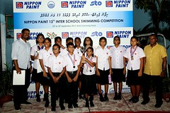 Nippon Paint 13th Inter School Swimming Competition 2015 438