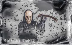 Trofaiacher Teufel (alexanderkoch) Tags: photoshop mask devil maske composing grampus