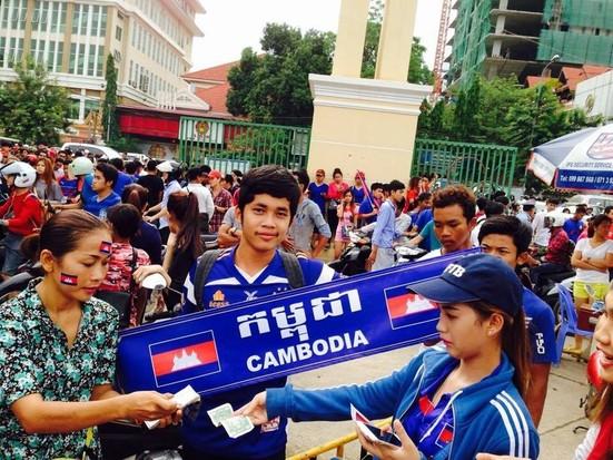 បឹងកេត អង្គរ របស់កម្ពុជា ទទួល Yangon United FC របស់មីយ៉ាន់ម៉ា នៅម៉ោង ៦ និង ៣០ នាទីល្ងាចថ្ងៃអាទិត្យនេះ នៅស្តាតអូឡាំពិក
