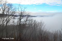 Foggy Mountain (tripod_treker) Tags: blueridgeparkway blueskys fogg foggymountains