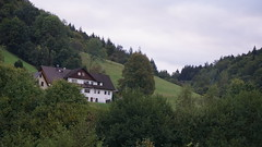View from room in Oppenau (Gasthaus Finken) (3) (Tom Rataj) Tags: germany blackforest schwartzwald oppenau