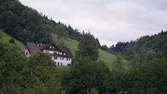 View from room in Oppenau (Gasthaus Finken) (3) (Tom Rataj) Tags: germany blackforest schwartzwald oppenau