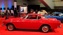 1967 Volvo P1800S 6 (Jack Snell - Thanks for over 26 Million Views) Tags: sf auto show ca 58th wallpaper art cars wall vintage paper volvo san francisco display center international 1967 collectible moscone p1800s excotic jacksnell707 jacksnell accadomy