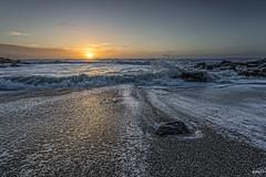 31 12 2015 Equihen (rjp62126) Tags: sea mer france canon landscape lee fr nordpasdecalais plage coucherdesoleil pasdecalais cotedopale equihen beaxh leefilter lacrevasse 1740f4lusm équihenplage plagedelacrevasse