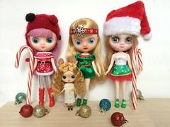 Christmas Middies