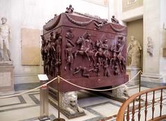 Rome 115 (Nemoleon) Tags: november rome sarcophagus porphyry 2015 vaticanmuseums
