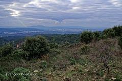 Bagnols sur Cèze (EccE LuX) Tags: winter france nature colors clouds landscape couleurs hiver nuages paysage gard 2015 sigma35mmf14art nikond750 châteaudegicon