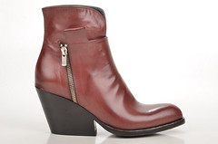 Officine Creative Thelma 004 Ankle Boot / Stiefelette Kalbsleder bordeaux braun (brown) (3) (spera.de) Tags: officine creative thelma 004 ankle boot stiefelette kalbsleder bordeaux braun brown officinecreative damenboots