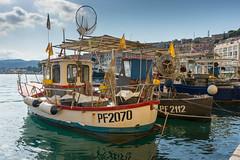 PF 2070, Portoferraio (Peter Lendvai) Tags: toscana tuscany italy 2016 travel peterlendvai phototrip portoferraio ship port porto isoladelba