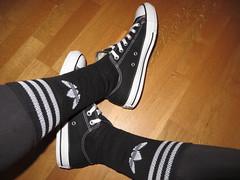 Converse mit Adidas Socks (adifan) Tags: converse adidas socks originals leggings