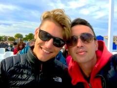 to the island (#KPbIM) Tags: michigan trip tour vacation color 2016 october north island mackinac mackinaw daniel ferry dima