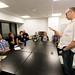Chris Aalberts bij het NVJ Festival van de Journalistiek 2016: Leren specialiseren!