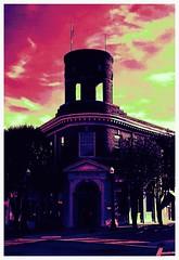 Town Hall - South Boston VA (trakked) Tags: town hall south boston va