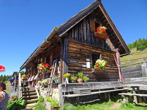 Speiereck Halter Hütte, Katschberg 2016-167