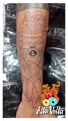 ursoR (altavolta) Tags: urso tattoo