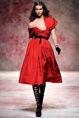 00010fullscreen (Mademoiselle Snow) Tags: prabal gurung autumnwinter 2011 ready wear collection