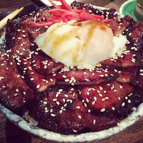 Porkie rice