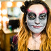NYFA Day Of The Dead Face Painting 11/01/16
