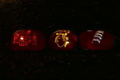 (theleakybrain) Tags: pumpkinnights pumpkin nights mnstatefair p1460079 halloween halloweenwalk minnesota jackolantern jack lantern
