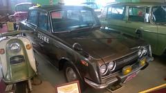 Toyota Corona Taxi (mncarspotter) Tags: uminonakamichi car museum classic cars japan classiccarmuseum  nostalgiccarmuseum