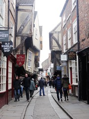 The Shambles (bernarou) Tags: uk united kingdom reino unido england english inglaterra york yorkshire europe europa great bretaa gran britain british the shambles flesh fleshammels