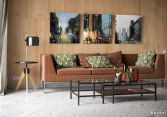 Comfortable living room scene full (Live's Design) Tags: andres andrs roson rosn design diseo interior interiors live perspectivas grafico graphics 3d arquitectura architecs art infografia info