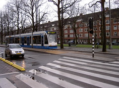 2975 (tramhers) Tags: gvb amsterdam tram combino